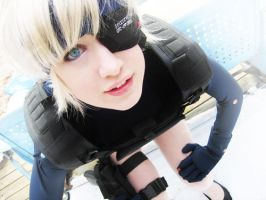 Sweet Snake Cosplay 3 by PaleFunnyGhost