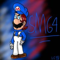 It's-a SMG4!!! by Luigis-Sister18