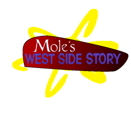 Mole's West Side Story logo by Ay6