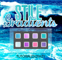 Style gradients by tutorialescrazy