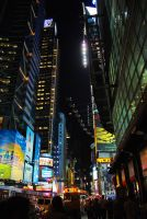 Time Square 2 by Ume7Stock