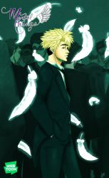 Suit and Tie | Mortal Wings by MaddieJK