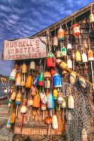 Russell's Lobster Shack HDR by NHWoodman