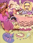 Alice and Miss Madhatter by OhAnneli