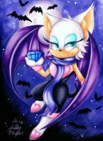 Rouge the Bat  by Moon--Shield
