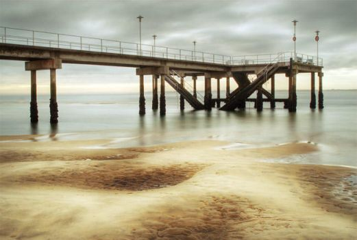 The pier by ChristineAmat