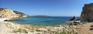 At Cretes coasts by Niophee