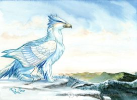 King of the Mountain by GoldeenHerself