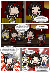 WotA: The Quick Version [Page 14] by Spaztique