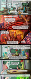 The Greater Flame #16: The Perfect Trap by Bonaxor