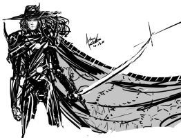 Vampire Hunter...D by Archonyto