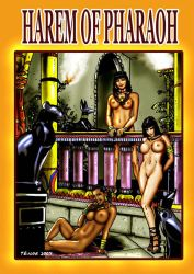 Harem of Pharaoh cover by tejlor