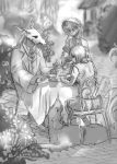 Tea at the Magus pt2 by LuMosido