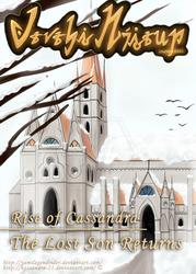 LR: RoC, episode 1, cover page by Kassandra-21