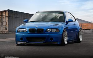 BMW E46 M3 by Cop-creations