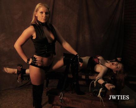 Kendra James Tickle Domination by JWTies