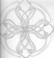 Celtic Knot 7 by FlameoftheWest7