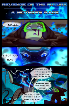 Revenge of the future page 1 (read info below) by LuckyLombaX