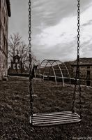 Swing in the monastery. by MarioGuti