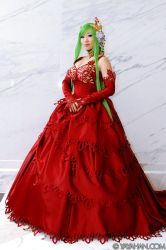 New costume preview - CC from Code Geass by yayacosplay