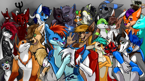 Group Furry by Kedra-PL