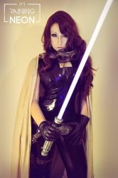 Mara Jade Skywalker by Its-Raining-Neon