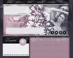 Order Layout ft. Nina Dobrev #52 by BebLikeADirectioner