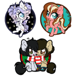 Chibi Batch by MagicaRin