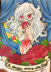 Roses by TheArcaneArts