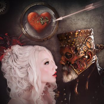 My steampunk valentine by Sweetlylou
