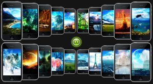 iPhone Wallpaper Pack 01 by 878952