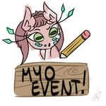 MYO Event - First Time Owners (CLOSED) by Smelly-Mouse