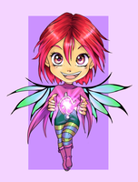 Chibi Will by NIkly