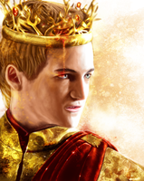 Game of Thrones - Joffrey Baratheon by p1xer