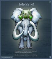 MB1 - Telephant by BoKaier