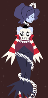 Squigly Lineless by StormyGlaze