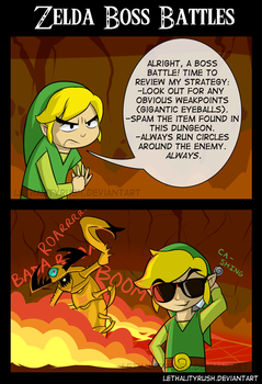 Boss Battle Blowout by Lethalityrush