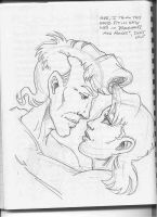 Egon and Janine by SandySchreiber