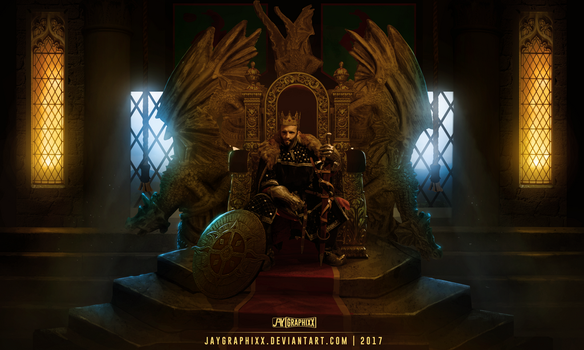 Royal Dynasty: King's Throne by JayGraphixx