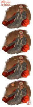 LOTR - I'm bored by the-evil-legacy