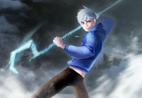 Rise of the Guardians - Jack Frost by ColnChen