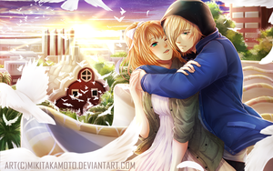 CM: Park Guell by MikiTakamoto