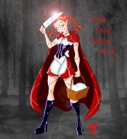 Lil dead riding hood by Age-Velez