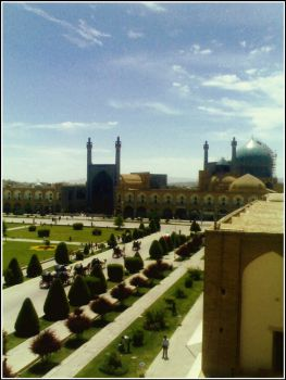 Isfahan- Sq.Emam by h-rafiee
