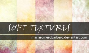 Soft textures pack by mariaromerobarbero