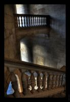 Stairs in Granada part 2 by danyolgiax