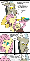 Cuteness is in the Eye of the Discorder by WolverFox