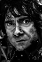 Bilbo Baggins by GB-ART3