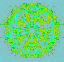 A Snowflake From Planet Leafy by Smartstocks
