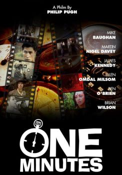 ONE MINUTES MOVIE POSTER by OneMinutes